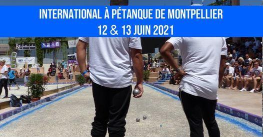 International à Pétanque de Montpéllier