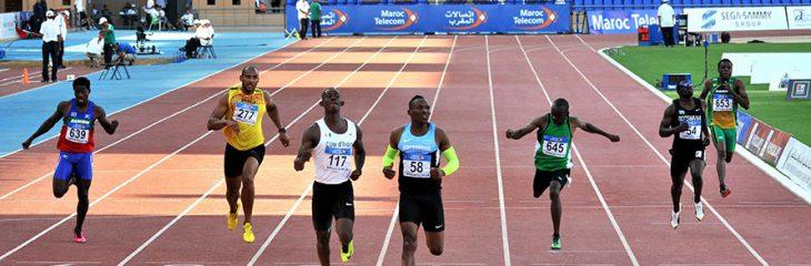 Les Championnats d'Afrique d'Athlétisme 2021