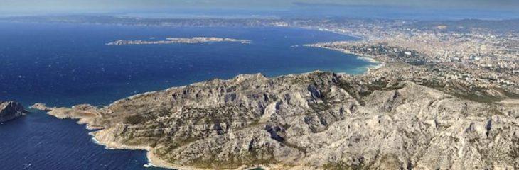 Le tour du massif de Marseilleveyre