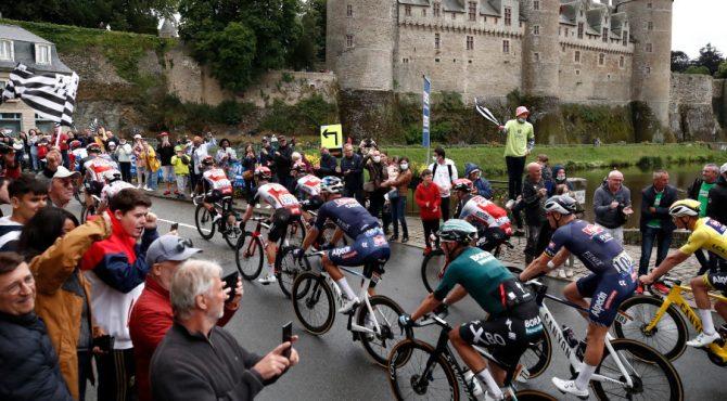 4e étape du Tour de France 2021  Redon – Fougère