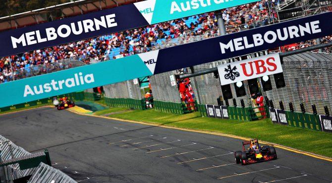 Formule 1 : Grand Prix Automobile d'Australie 2021