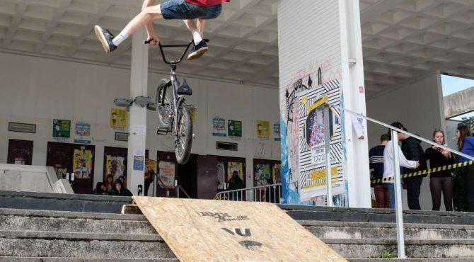 BMX Fressstyles : vibrations urbaines de Pessac