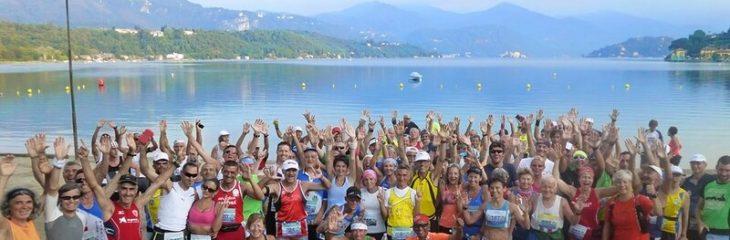 10 Marathons in 10 Days Lac d'Orta
