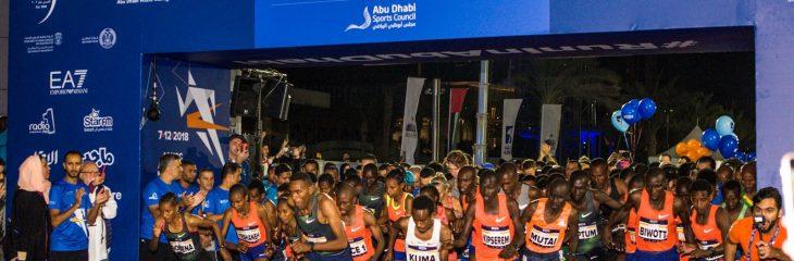 Abu Dhabi Marathon 2021