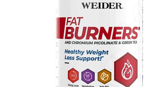 Fat Burners ou Brûleurs de graisse