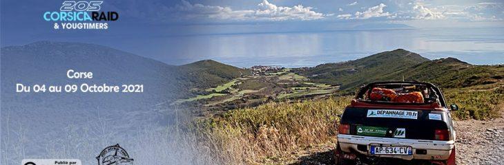 205 Corsica Raid