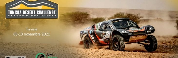 Tunisia Desert Challenge