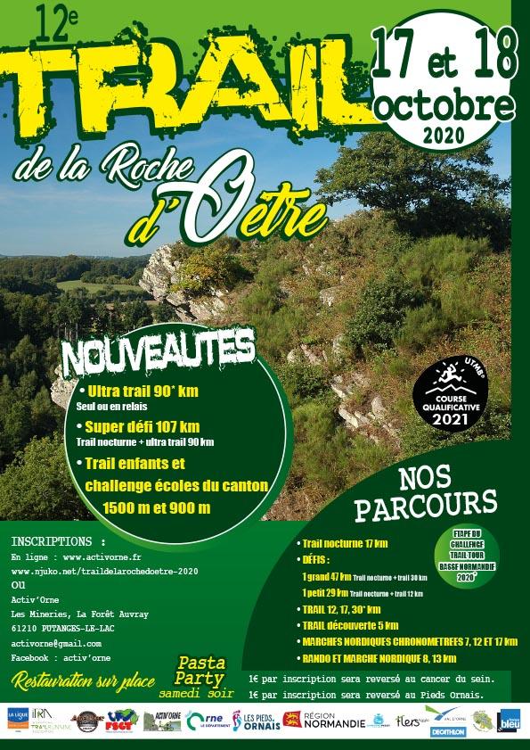 Trail de la Roche d'Oetre